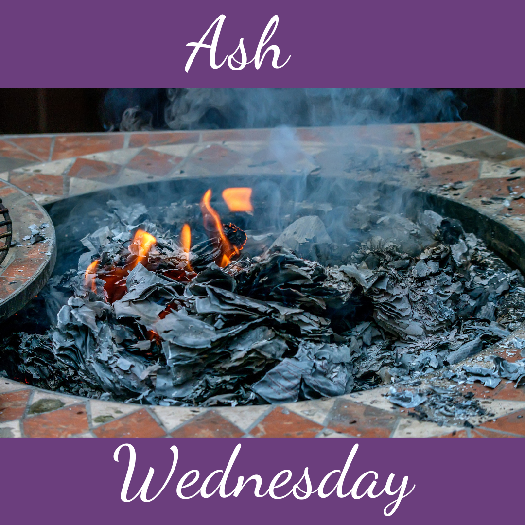 Ash Wednesday 17th