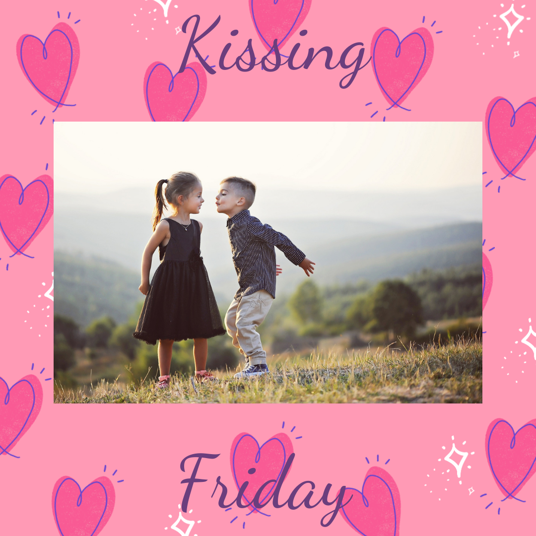 Kissing Friday image options