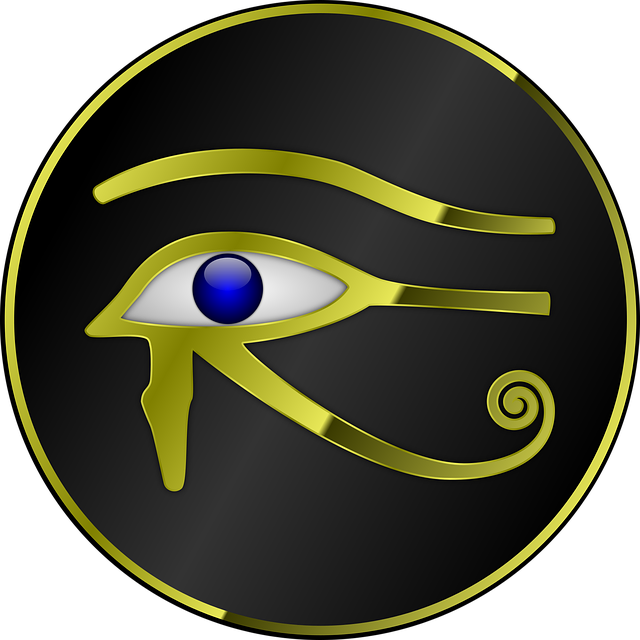 Eye of Ra by Peter Lomas