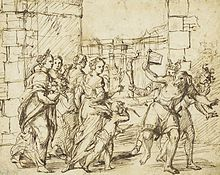 Lupercalia image from Wikipedia