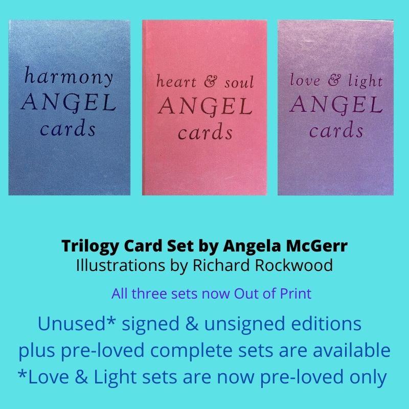 Angel Card Trilogy