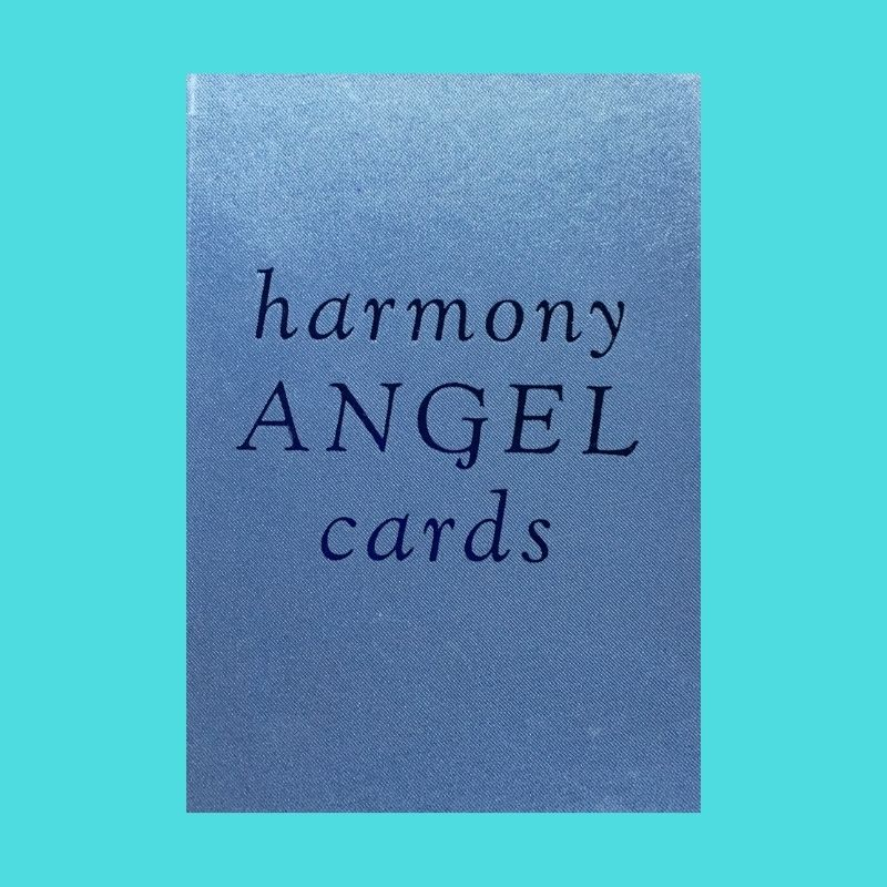 Harmony Angel Cards & instruction book