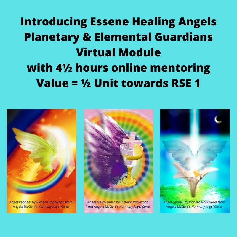 Essene Angels: Healing with Planetary & Elemental Guardians