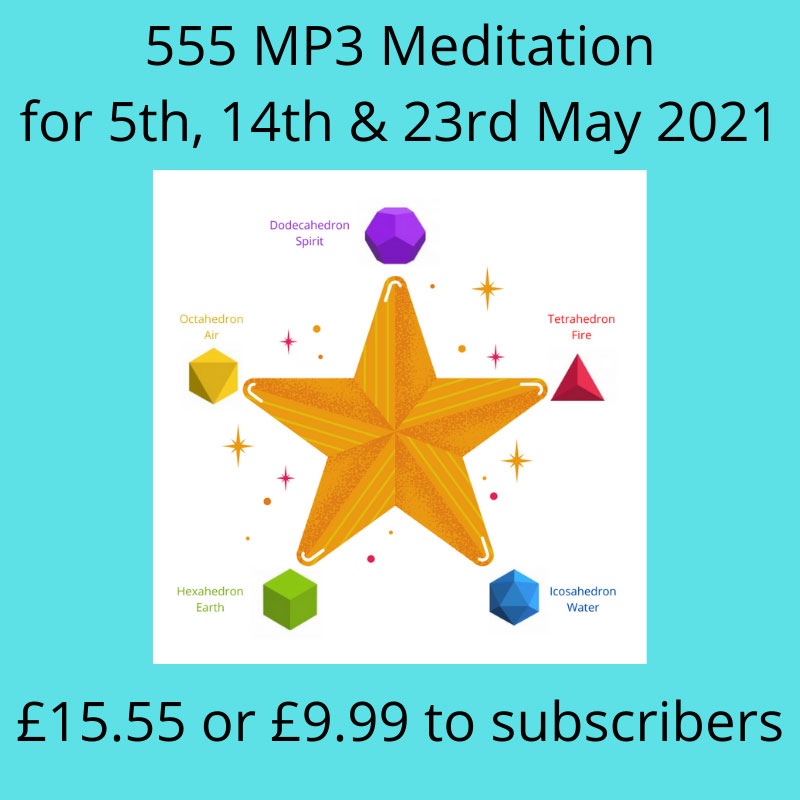 Special 555 Expanded Consciousness Guided Meditation