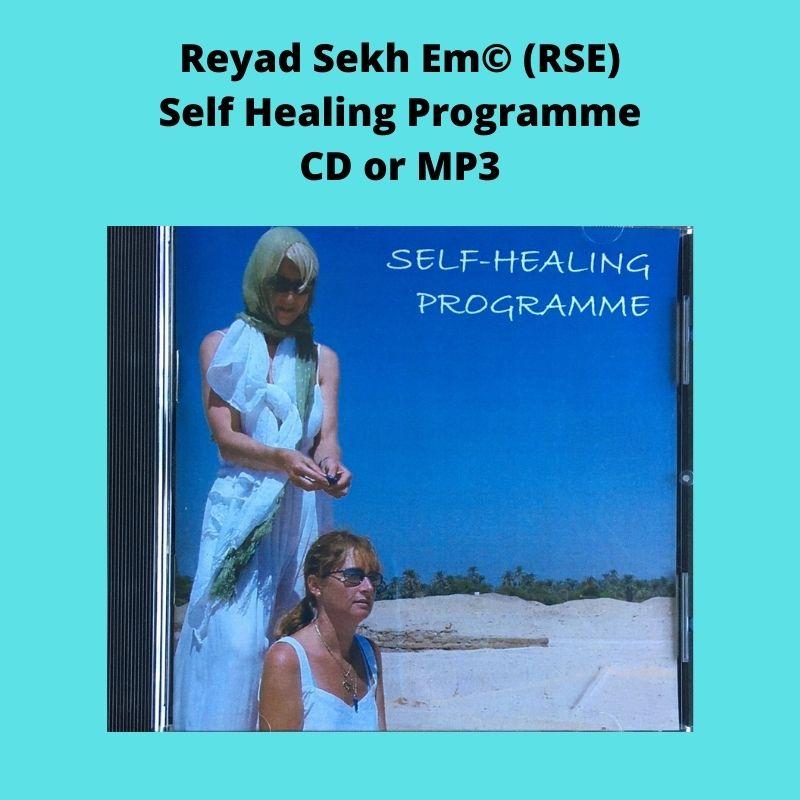 Reyad Sekh Em Self-Healing CD