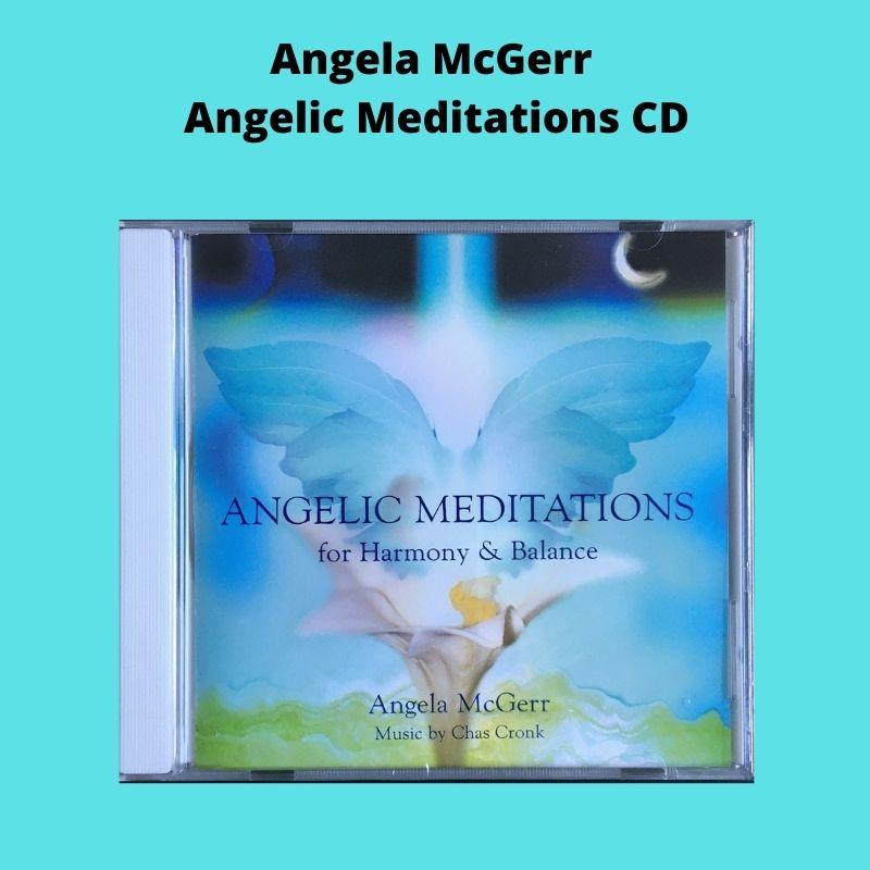 Angelic Meditations CD